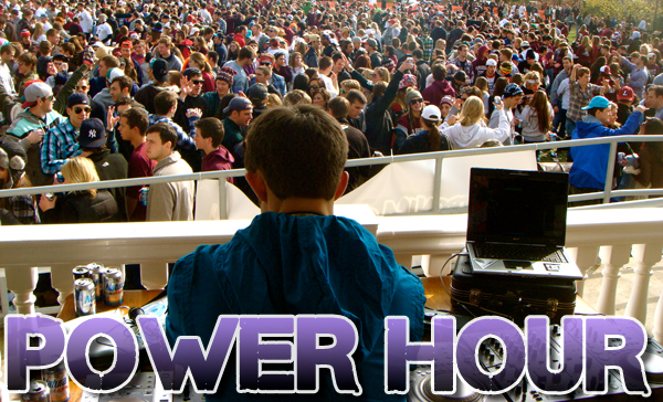 Electronica Oasis Power Hour