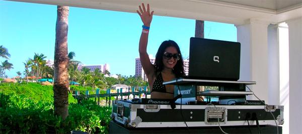 DJ Samantha Morales