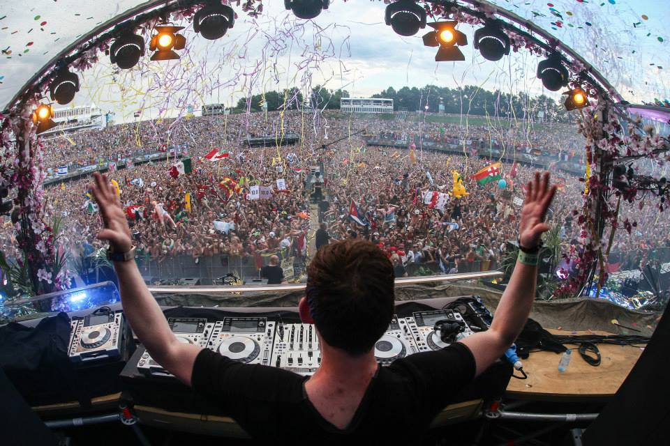 hardwell-tomorrowland-2013
