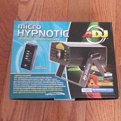 American DJ Micro Hypnotic - Review
