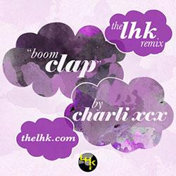 Charli XCX Boom Clap (LHK remix)