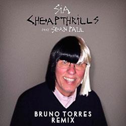 Sia feat. Sean Paul - Cheap Thrills (Bruno Torres Remix)