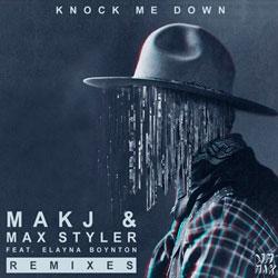 MAKJ and Max Styler feat. Elayna Boynton – Knock Me Down (Binhammer and Watson Remix)