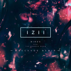 IZII feat. Powder Room – Birds (WRECKVGE Remix)