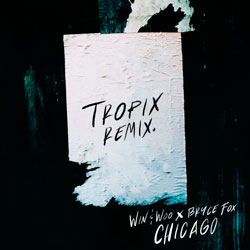 Win and Woo feat. Bryce Fox - Chicago (Tropix Remix)